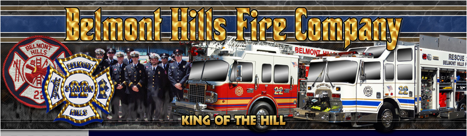 Belmont Hills Fire Company - Montgomery County, PA